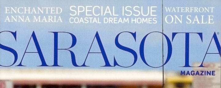 Sarasota interior designer article