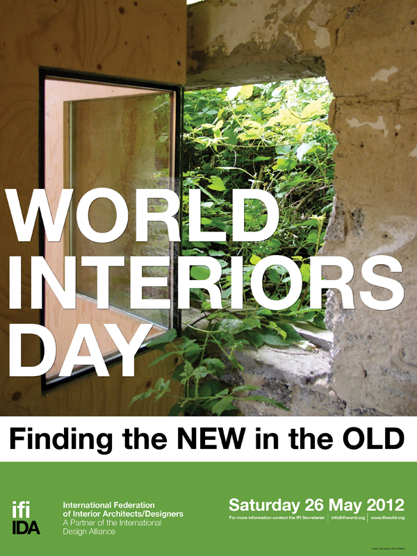World Interiors Day International Federation of Interior Architects & Designers