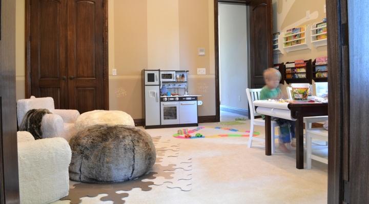 Interior design for kids